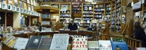 Un bookstore caractèristique de Seattle