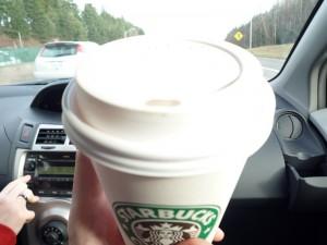 Jamais sans mon caf